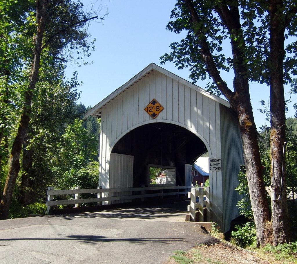 Neal Lane Covered Bridge