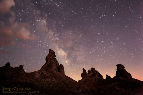 Baying at the Milky Way [C_061214] | by Steven Christenson