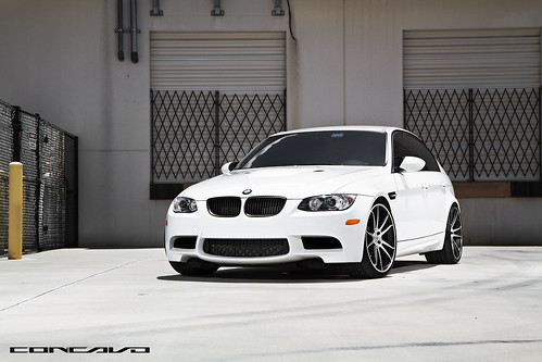 BMW E90 M3 CW-S5 | by Concavo Wheels