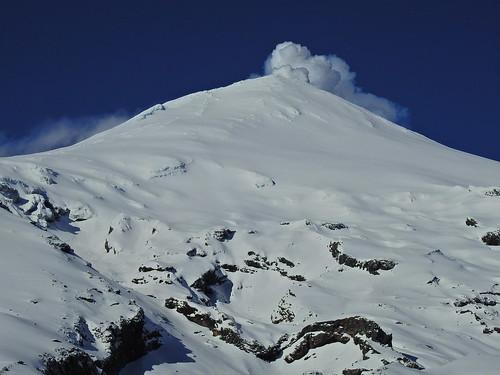 andes chilecentral chile regióndelaaraucanía volcán volcano volcanoe volcánvillarrica parquenacionalvillarrica parquenacional invierno randonné esquí ski skitour
