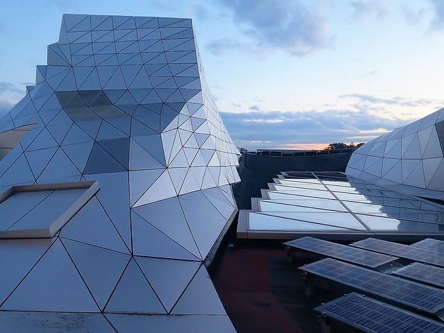 Lyon, Musée des Confluences (2014)