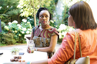 AFRICA CEO FORUM : Women in Business Annual Leadership Meeting. JOUR 2 ©François Grivelet.   by THE AFRICA CEO FORUM