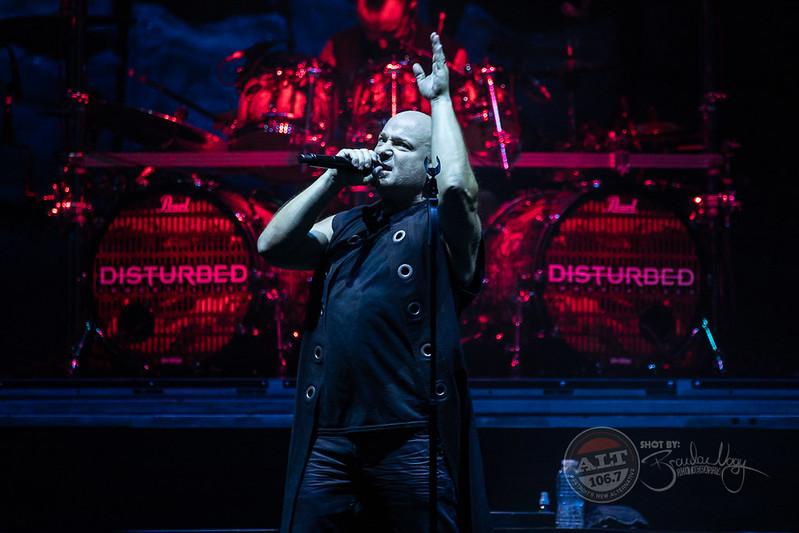 Disturbed | 2018.07.12