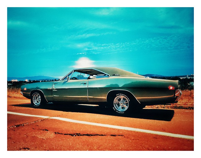1968 Dodge Charger R/T - Chasing The Northern Summer