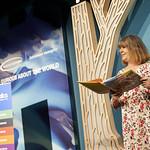Julia Donaldson   Festival favourite Julia Donaldson back with more singing, dancing and rhyming fun © Helen Jones