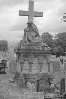 The family tomb of Patrick Joseph Tye