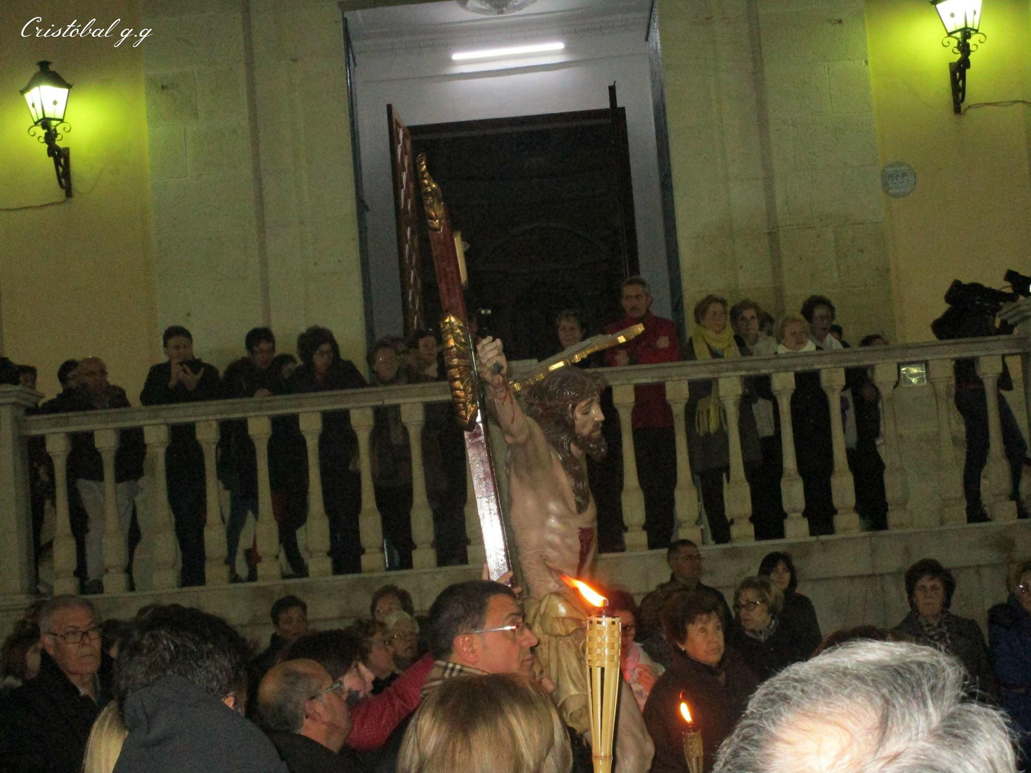 (2016-03-18) - VII Vía Crucis nocturno - Cristobal González García  (27)