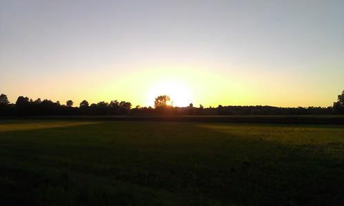 sunset ontario field ottawa country flickrandroidapp:filter=none