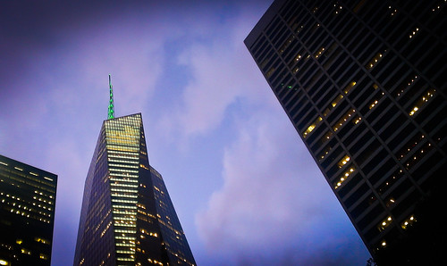 Bank of America Tower at Magic Hour - Manhattan, NYC | by ChrisGoldNY