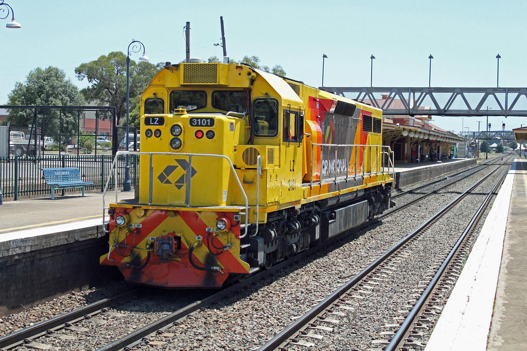 LZ3101 D258 Goulburn by Thomas