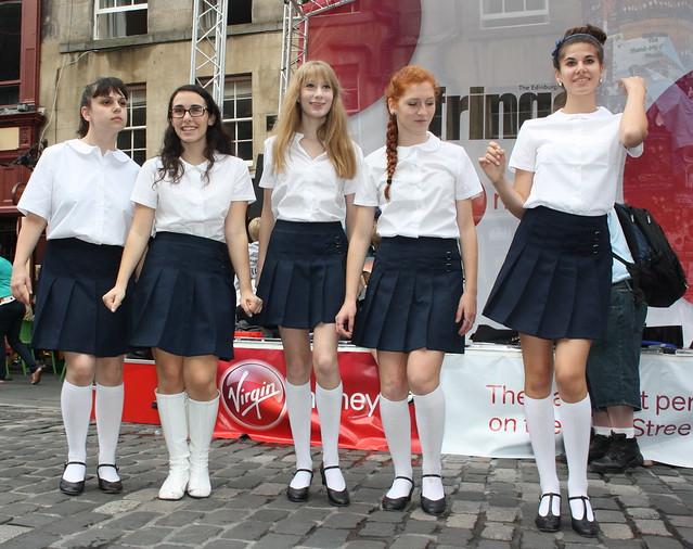 Edinburgh Fringe Festival 2012: MOD