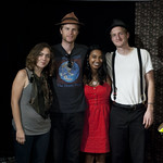 Tue, 07/08/2012 - 10:25pm - The Lumineers perform on 8.7.12 live in WFUV's Studio A. Photo by Andrew Arne.