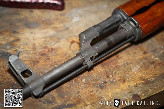 Rifle Dynamics SAR-1 AK Upgrade (Before) 05 | Join ITS Tacti