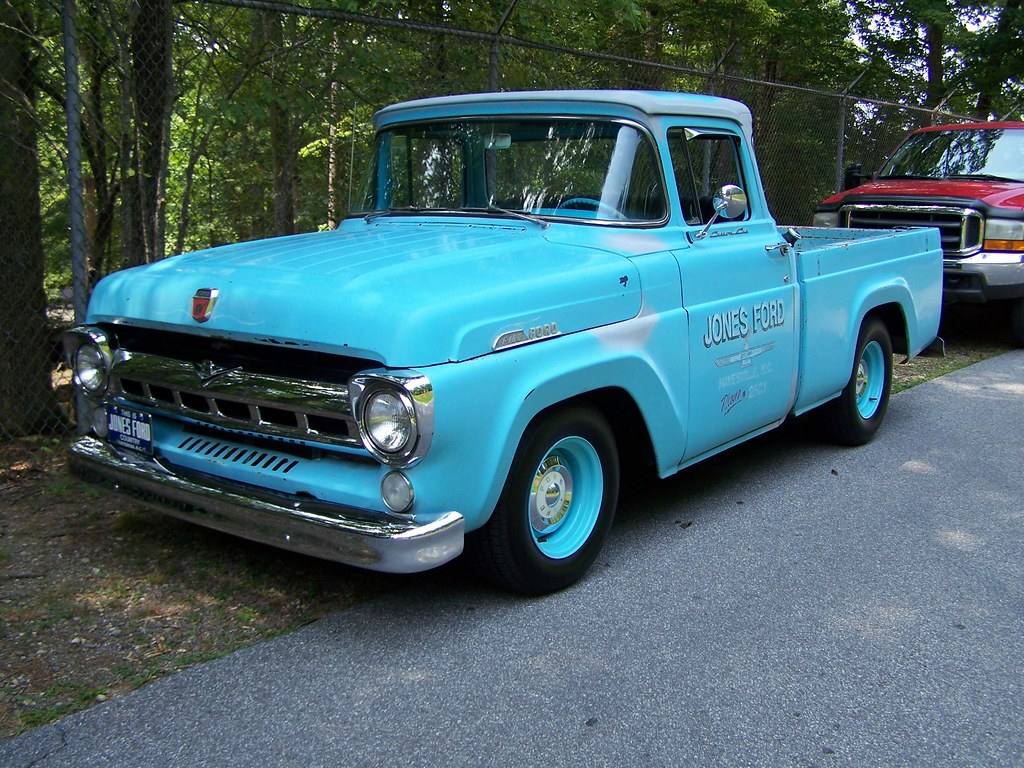 1957 Ford F100 Pete Stephens Flickr
