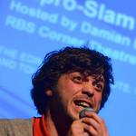 Impro-Slam | Impro-Slam performer