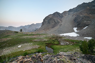 Top meadow in Boulder Basin