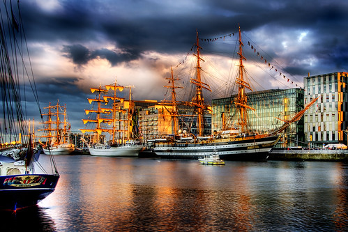 dublin ship tall hdr thechallengefactory fotocompetition fotocompetitionbronze fotocompetitionsilver