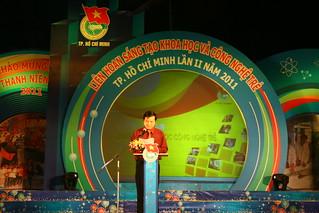 Liên hoan Tuổi trẻ Sáng tạo TP. HCM lần 2 năm 2011