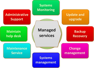 managed services | by Silver Blu3