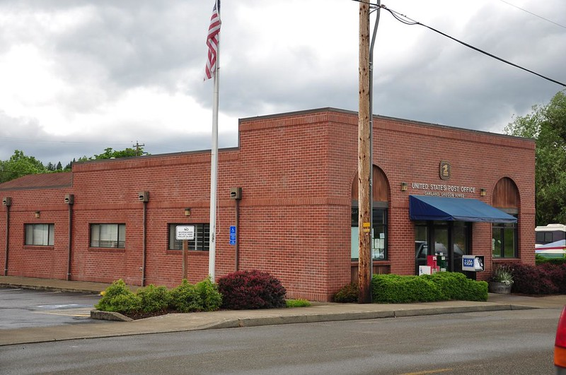 Oakland post office