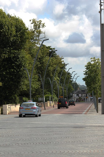 Ashford Shared Space Roads