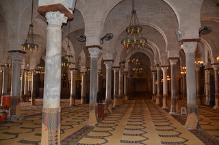 Kairouan, Great Mosque, prayer hall (6) | by Prof. Mortel