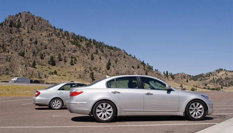 Hyundai Genesis 3.8 (US)
