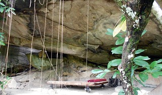 Medtation cave | מערה למדיטציה | by Thai Food Blog