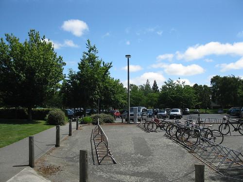 CCEL Front Entrance Carpark
