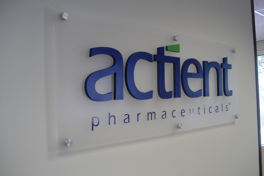 Acrylic Signs Frosted Or Clear Acrylic Signage Impact