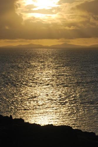 sunset lighthouse sunrise scotland isleofskye cuillins cuillin carbost glenbrittle portnalong sgurrnangillean minginish fernilea skyebridgesligachan