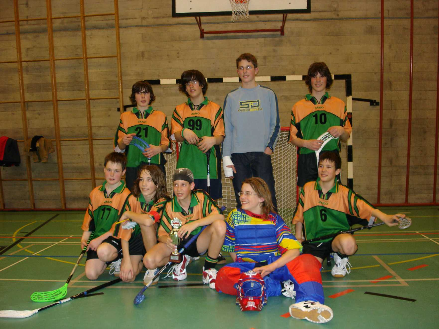 Junioren C (Saison 2004/2005)