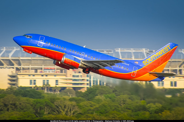 [TPA.2011] #Southwest.Airlines #WN #B735 #N519SW #awp