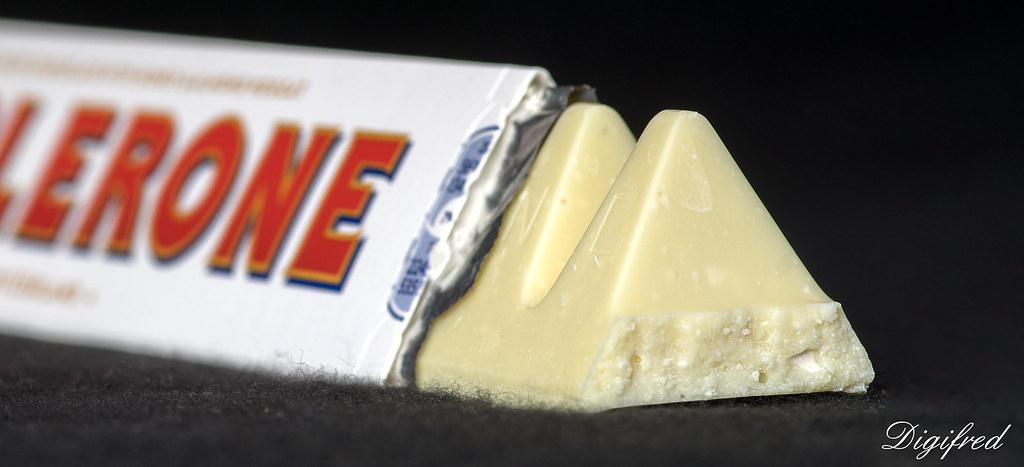 Macromondays Sweet Spot Toblerone White Chocolate Flickr