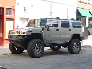 Hummer H2 | by JLaw45