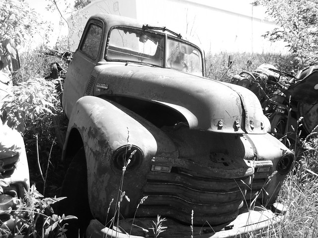 Chevy 6100