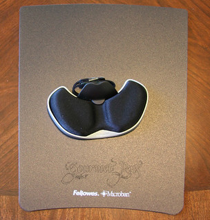 Mouse Pad Support | by GourmetPens