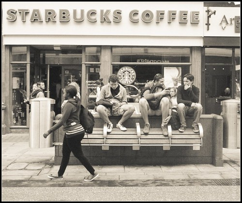 Starbucks | by FlickrDelusions