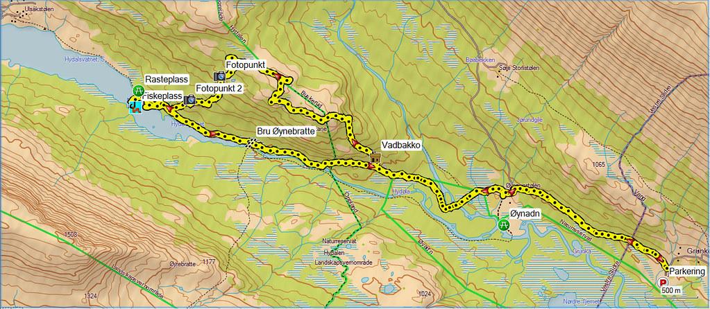 Kart Hydalen 2 Kjell Arne Berntsen Flickr
