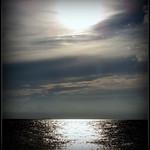 Horizon Sun Set