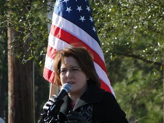 Debra Medina at KWTP rally | by kwtp2012