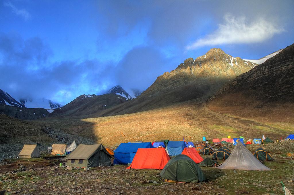Stok Kangri Base Camp HDR