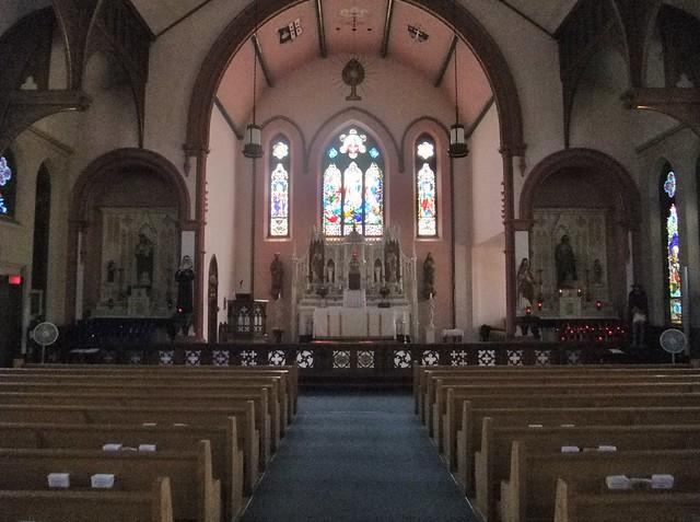 Oratory of St. Mary Catholic Church, Rockford, IL