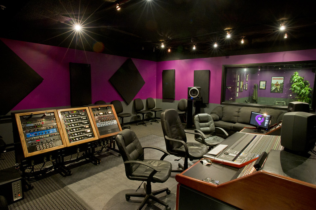 Music Production Recording Arts