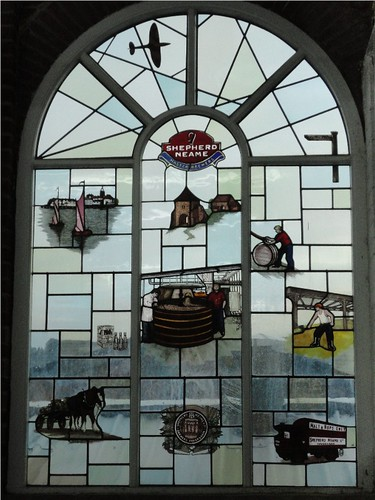Millenium Brewhouse window II | by Keith Welch