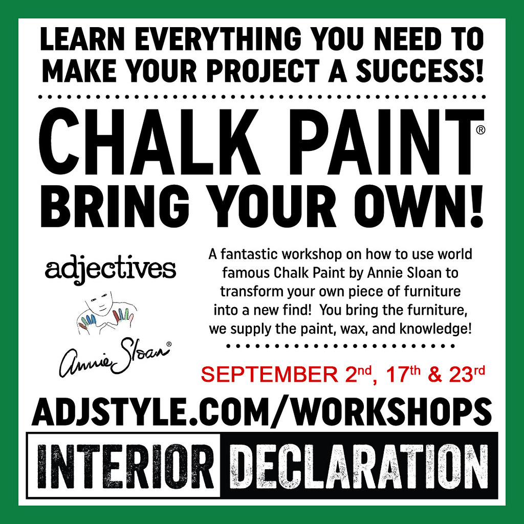 Creative Workshops are always on at Unhinged!