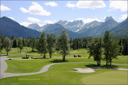 Kananaskis Golf Course, Kananaskis  Country, Alberta | by minniemouseaunt
