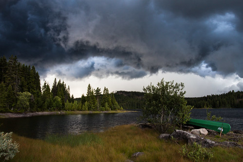 There's a storm coming | by morten f