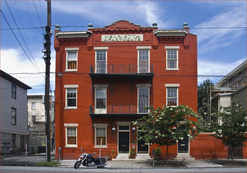 Henrietta Apartments 307-311 Abercorn Street Savannah (GA ...