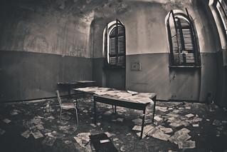"EX Manicomio ""G. Antonini"".   by Matteo Paciotti   Photography"
